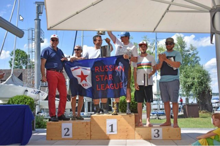 XVII. Distrikt, Int. Open Star Class Championship 55. Internationale Mai-Bock-Regatta 2018